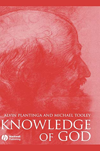9780631193630: Knowledge of God (Great Debates in Philosophy)