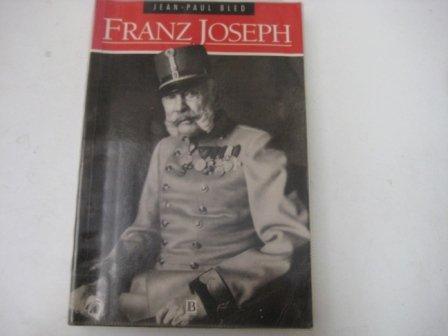 9780631193876: Franz Joseph