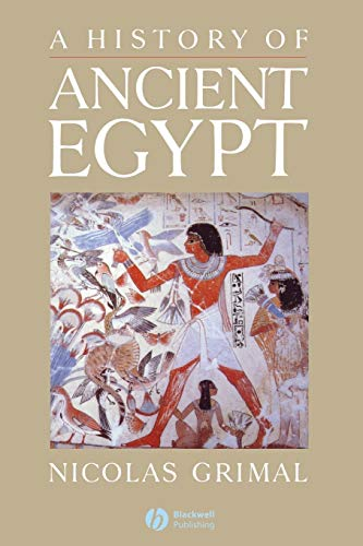 9780631193968: A History of Ancient Egypt