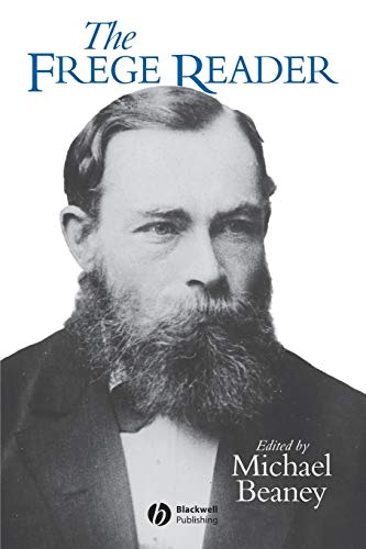 9780631194453: The Frege Reader