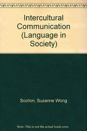 9780631194897: Intercultural Communication (Language in Society)