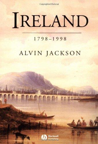 9780631195429: Ireland: 1798-1998 (History of the Modern British Isles)