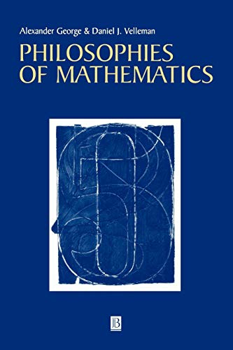 9780631195443: Philosophies of Mathematics: An Introduction