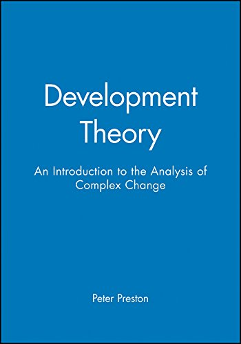9780631195542: Development Theory: An Introduction to the Analysis of Complex Change
