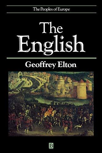 9780631196068: The English