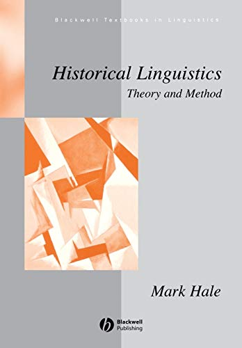 9780631196624: Historical Linguistics: Theory and Method (Blackwell Textbooks in Linguistics)