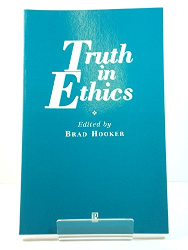 9780631197010: Truth in Ethics