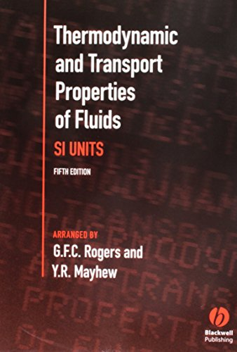 9780631197034: Thermodynamic and Transport Properties of Fluids