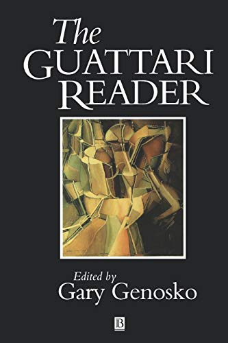The Guattari Reader (Blackwell Readers)