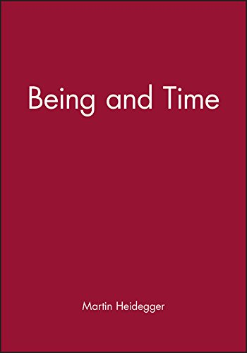 9780631197706: Being and Time