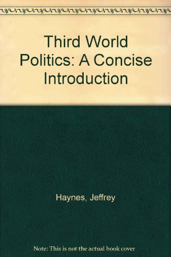 9780631197775: Third World Politics: A Concise Introduction