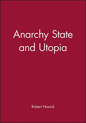 9780631197805: Anarchy State and Utopia