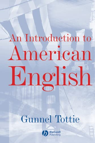 9780631197911: An Introduction To American English (The Language Library)