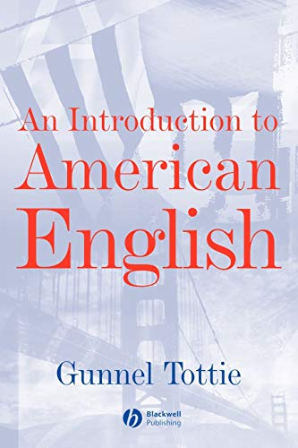 9780631197928: An Introduction to American English
