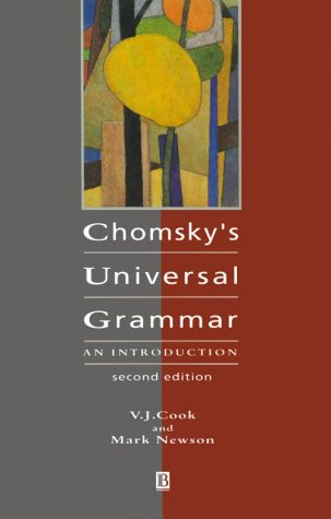 9780631197966: Chomsky's Universal Grammar