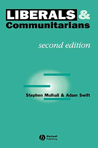 9780631198192: Liberals and Communitarians 2e: An Introduction