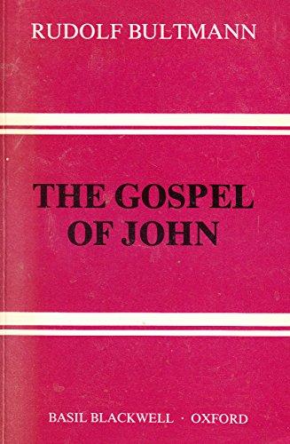 9780631198307: The Gospel of John: A Commentary