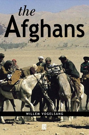 9780631198413: Afghans (Peoples of Asia)