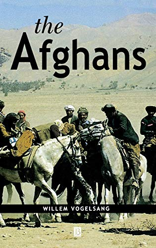 9780631198413: The Afghans (Peoples of Asia)
