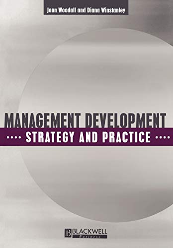 Management Development: Strategy and Practice (Human Resource: Jean Woodall, Diana