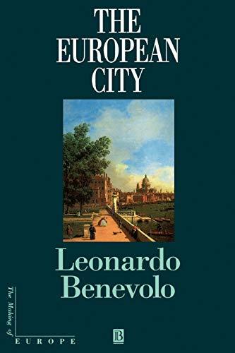 9780631198932: The European City