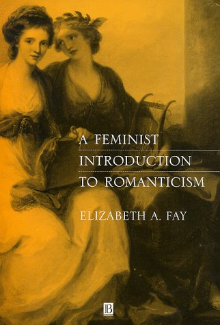 9780631198949: Feminist Introduction to Romanticism