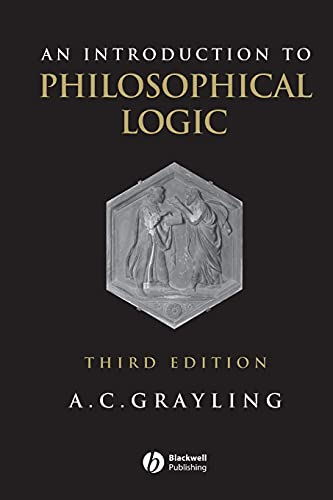 9780631199823: An Introduction to Philosophical Logic