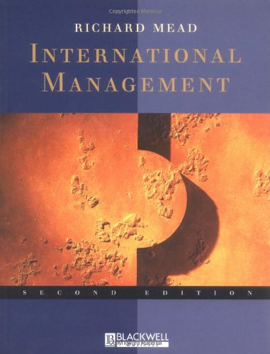 9780631200031: International Management (Blackwell Business)