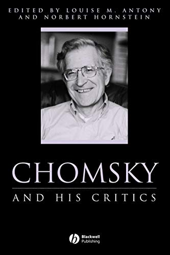9780631200215: Chomsky and His Critics
