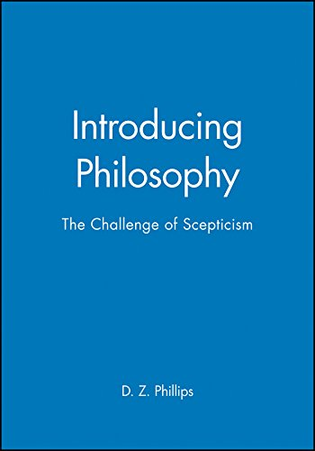 9780631200413: Introducing Philosophy: The Challenge of Scepticism