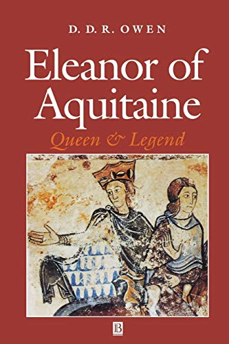 9780631201014: Eleanor of Aquitaine: Queen and Legend