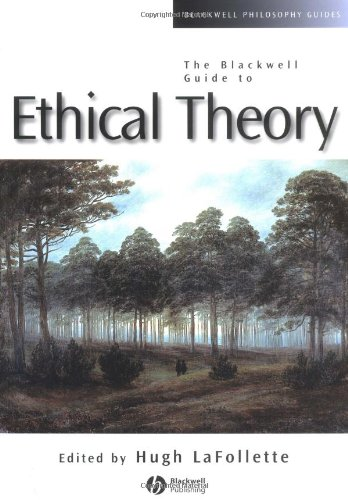9780631201199: The Blackwell Guide to Ethical Theory
