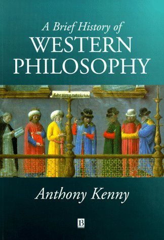 9780631201328: A Brief History of Western Philosophy