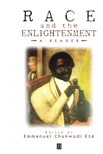 9780631201366: Race and the Enlightenment: A Reader