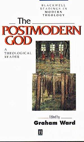 9780631201403: The Postmodern God: A Theological Reader