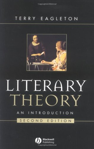 9780631201885: Literary Theory: An Introduction