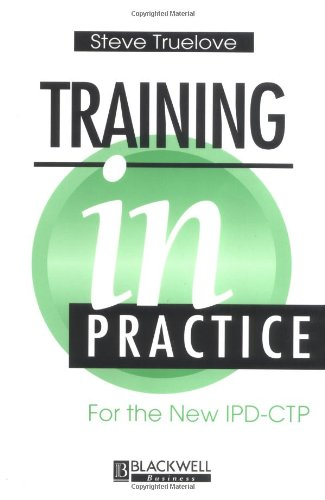 9780631202516: Training in Practice