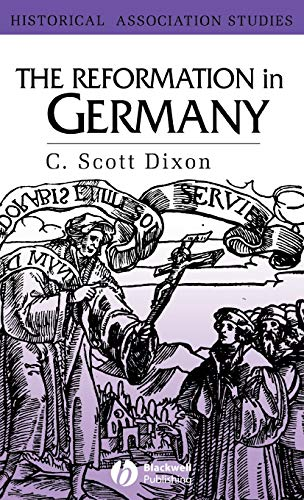 9780631202523: The Reformation in Germany (Historical Association Studies)