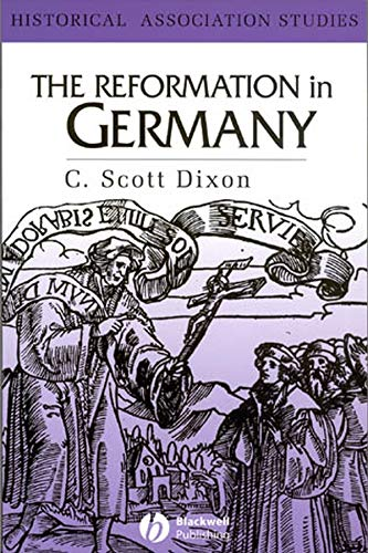 9780631202530: The Reformation in Germany (Historical Association Studies)