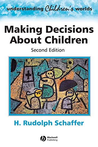 9780631202592: Making Decisions about Children: Psychological Questions and Answers