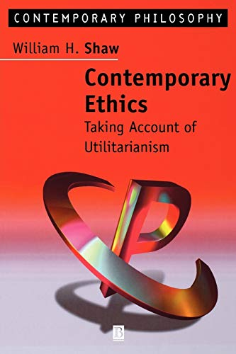 9780631202943: Contemporary Ethics: Taking Account of Utilitarianism