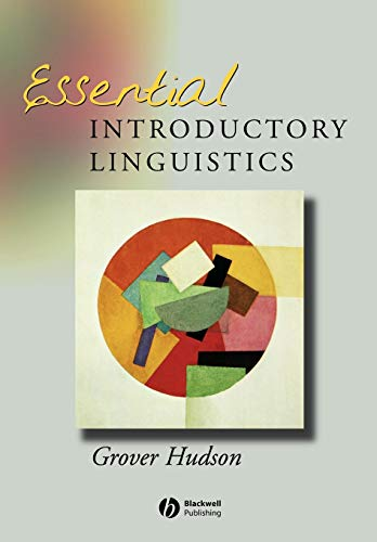 9780631203049: Essential Introductory Linguistics