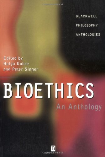 9780631203117: Bioethics: An Anthology (Blackwell Philosophy Anthologies)