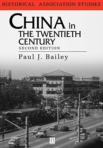 9780631203285: China in the Twentieth Century