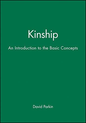 9780631203599: Kinship: An Introduction to Basic Concepts