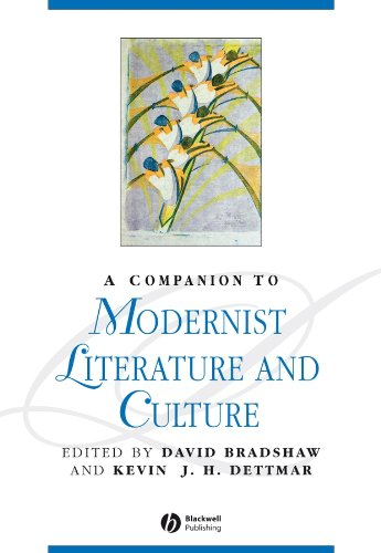 9780631204350: A Companion to Modernist Literature and Culture