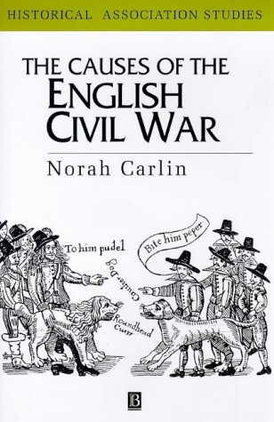 9780631204503: The Causes of the English Civil War (Historical Association Studies)