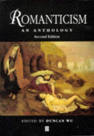 9780631204817: Romanticism: An Anthology (Blackwell Anthologies)