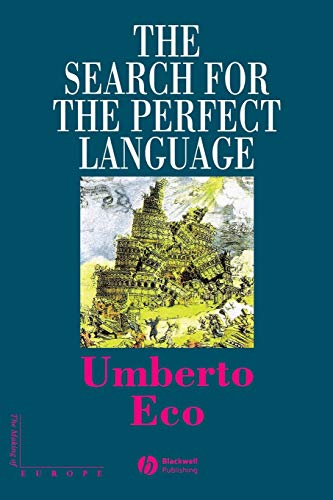 9780631205104: Search For Perfect Language (Making of Europe)