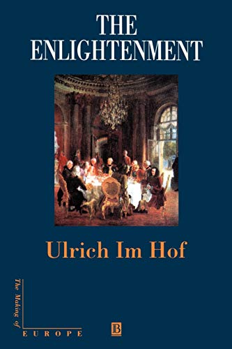 9780631205111: The Enlightenment (Making of Europe)
